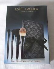 ESTEE LAUDER - Make Up Brush Set with Case - NEW & SEALED RRP: £85