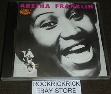 ARETHA FRANKLIN - ARETHA FRANKLIN (SELF TITLED) -14 TRACK CD- COLUMBIA 471082 2