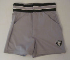 New Vintage 80s 90s Rawlings Oakland Raiders Gym Coach Shorts Mens Small (New)