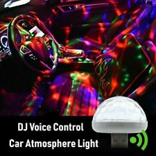 USB Car Atmosphere Sky Lamp Interior Ambient Star Light LED Projector Accessorie
