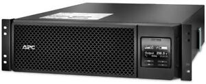 APC SRT5KRMXLT 5000VA 208V 4200W On-Line Double Conversion Smart-UPS L6-30P REF