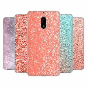 OFFICIAL PLDESIGN SPARKLY CORAL SOFT GEL CASE FOR NOKIA PHONES 1