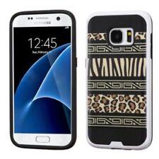 Étuis, housses et coques marron Pour Samsung Galaxy S7 en silicone, caoutchouc, gel pour téléphone mobile et assistant personnel (PDA)