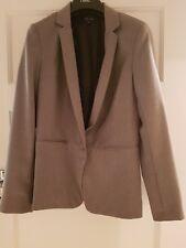 Next Grey Suit Jacket/Blazer Size 10
