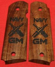 Colt Firearms Full Size 1911 Government / Commander US Navy Gunner's Mate Grips
