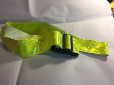 Reflective Safety Belt Yellow US Military