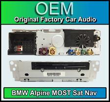 BMW Navigatore Satellitare Lettore CD, Alpine AL2026 la maggior parte di Navigazione Auto Stereo, 6512 9 311 296