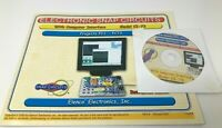 Snap Circuits Project Book with CD Computer Interface PC1-PC73 Software Manual