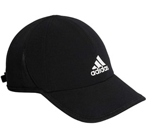 NEW! adidas Men's AEROREADY Superlite Performance Cap-Black/White #5144381
