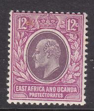 East Africa and Uganda 1907 Sg 38 MH