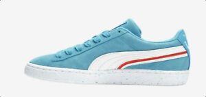 PUMA X KOOL-AID SUEDE Triplex 384594-01 BLUE/ White Mens lifestyle Shoes 7-14