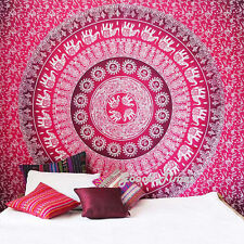 Wall Decor Hippie Bedspread Bohemian Mandala Tapestry Wall Hanging Beach Throw