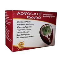 Advocate Redi-Code+ Speaking Glucose Meter Kit