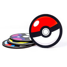 Pokemon Coaster Set pokemon christmas gift nintendo pokeball coaster geeky gifts