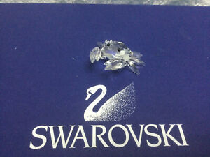 Swarovski Crystal Crab, Mini 7624000004 206481. Retired 2006. mint