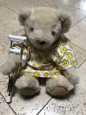 Vermont Teddy Bear Company Complete Companion Get Well Bear. Very Clean