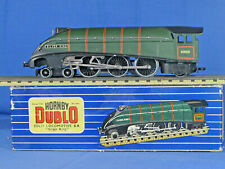 HORNBY DUBLO OO 3 RAIL EDL 11 BR GREEN LNER CLASS A4 4-6-2 60016 SILVER KING VGC