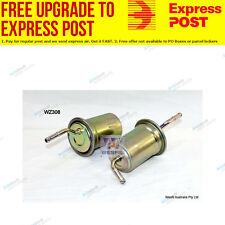 Wesfil Fuel Filter WZ308 fits Mazda 626 2.2 12V (GD),2.2 12V (GV)