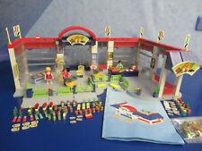 Riesiger Supermarkt Shopping Mall + Anbau Erweiterung uvm Figuren Playmobil 1029