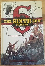 The Sixth Gun DELUXE Edition VOL #1 HC Hardcover Sealed