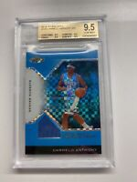 2004-05 Finest Blue X Fractor # 109 BGS 9.5 Carmelo Anthony Jersey 4 Of 25 💰💰