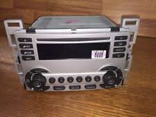 NEW 2005-2006 Chevy Equinox Cd Radio ~Unlocked~ Plug And Play 15798238 Silver