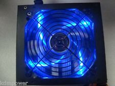 NEW 700W 700 Watt LARGE Blue LED Fan Quiet ATX Power Supply 12V PCI-E SATA PSU