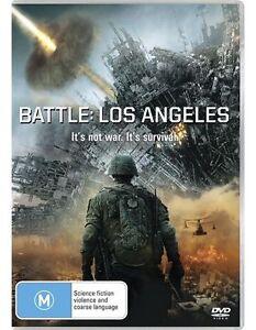 Battle Los Angeles (DVD) Aaron Eckhart, Michelle Rodriguez - REGION 4 AUSTRALIA
