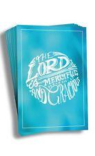 """Postkarten Grußkarten Einladungskarten """"The Lord"""" (10 Stück)   mit Bibelvers"""