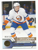 2016-17 Upper Deck Exclusives #367 Ryan Strome 054/100 New York Islanders