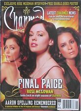 ROSE McGOWAN  2007 CHARMED Magazine #14 / ALYSSA MILANO  HOLLY MARIE COMBS / NEW