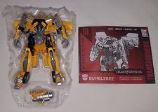 Transformers Studio Series Deluxe Class 01 BUMBLEBEE Loose Figure Hasbro 2018