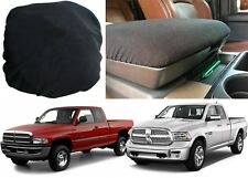 Black Center Console Armrest Cover For 1994-2017 Dodge Ram New Free Shipping USA