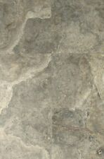 Travertin Naturstein Fliesen Bodenfliesen Natursteinplatten Silver Wohnrausch