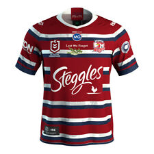 2020 NRL - Sydney Roosters - ANZAC Jersey - All Sizes - BNWT