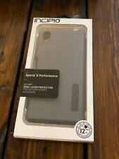Incipio Dual Layer Protection Case for Xperia X Performance Dual Pro Case NEW