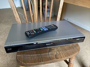 Panasonic DMR-PWT635 3D Blu-ray Player 1TB HDD Recorder