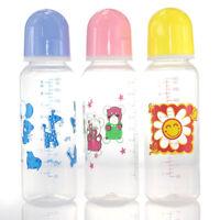 1Pcs 250ML Baby Feeding Bottles BPA Free Use from 0+Months