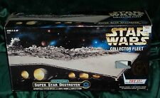 STAR WARS COLLECTOR FLEET *** SUPER *** STAR *** DESTROYER ***