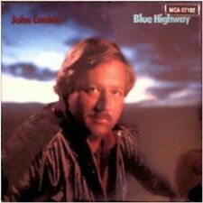 "JOHN CONLEE ""Blue Highway"" USED PROMO 1984 MCA LP VG+/VG+"