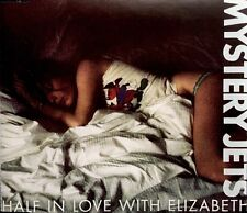 Mystery Jets - Half In Love With Elizabeth (CD 2008) Disco Version Ft Kate Nash