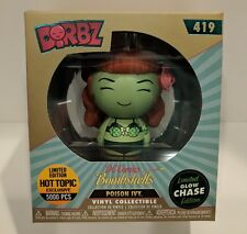 Funko Dorbz DC Comics Bombshells Poison Ivy CHASE Hot Topic Limited Edition #419