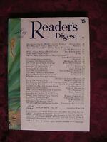 Readers Digest May 1966 John G. Fuller Cornelius Ryan John G. Hubbell