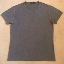 Dolce & Gabbana D&G Grey T-shirt 52 XL Excellent Condition