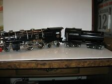 Lionel by Mth 400E Tinplate Steam Loco & Tender - Super Nice!