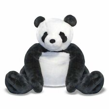 Stuffed Panda Bear Giant Animal Soft Big Toy Quality Melissa And Doug Cuddly New