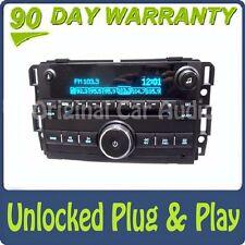Unlocked GMC Chevy Radio 6 Disc CD Changer MP3 AUX Receiver AM FM 15202716 OEM