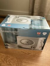 Swan Teasmade British Tea Making Alarm Clock Electric Kettle