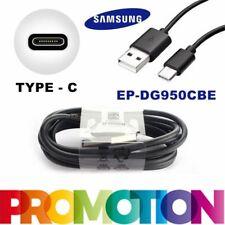 Tipo-C datos Sync cargador USB cable de carga para Samsung Galaxy S8 S9 + Plus