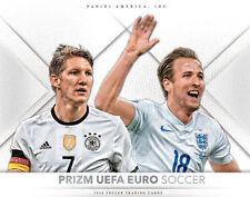 2016 Panini UEFA EURO Prizm Soccer COMPLETE SET (1-250) Ronaldo Bale Ozil Pirlo+
